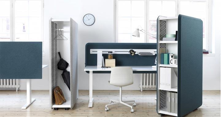 acustica ufficio: sistema domo, abstracta