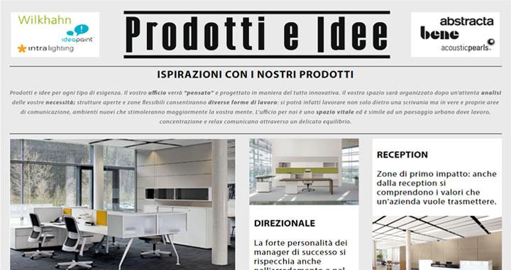 Prima rivista DEC Prodotti e Idee