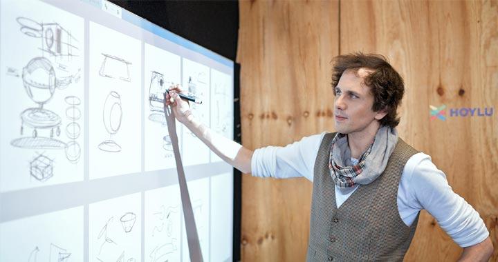 HOYLU: Creative collaboration