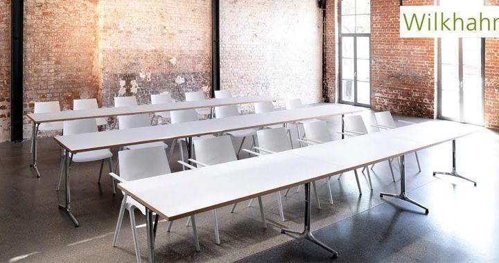 Tavolo conferenze MAX: semplice, funzionale, dinamico