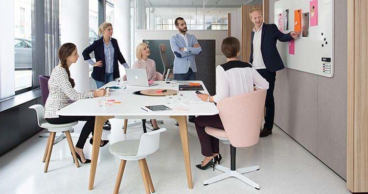 """Mobili per ufficio TIMBA: arredo ufficio """"smart"""""""