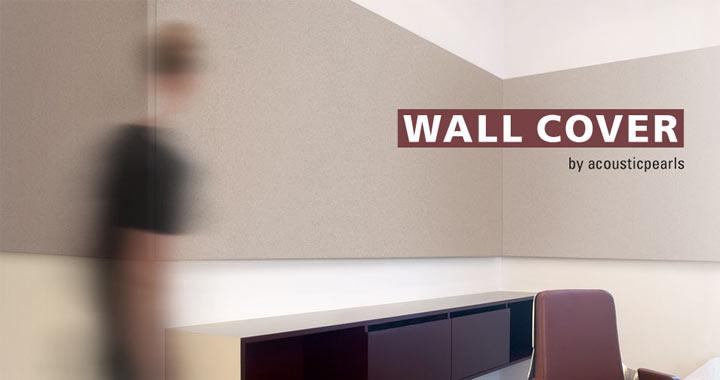 WALL COVER: acustica per ufficio, pannelli su misura